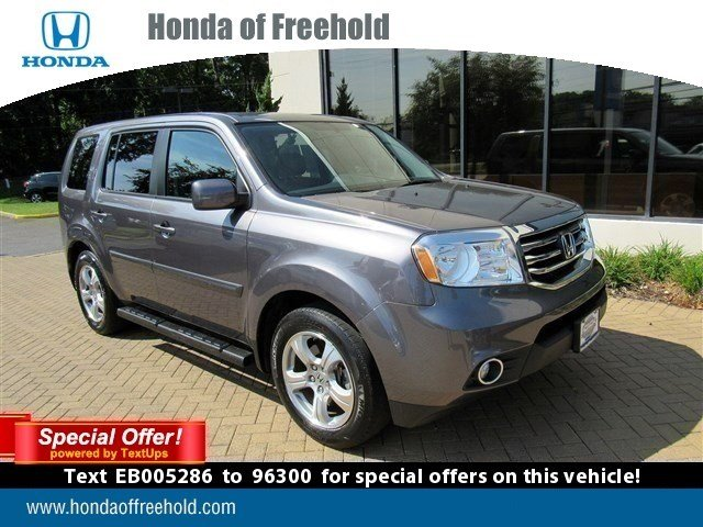 Certified pre owned 2014 honda pilot ex l sport utility in for Certified pre owned honda pilot 2016